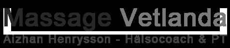 Massage & träning i Vetlanda – boka online